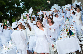 Tickets to the Todd English-catered Dîner en Blanc on sale today
