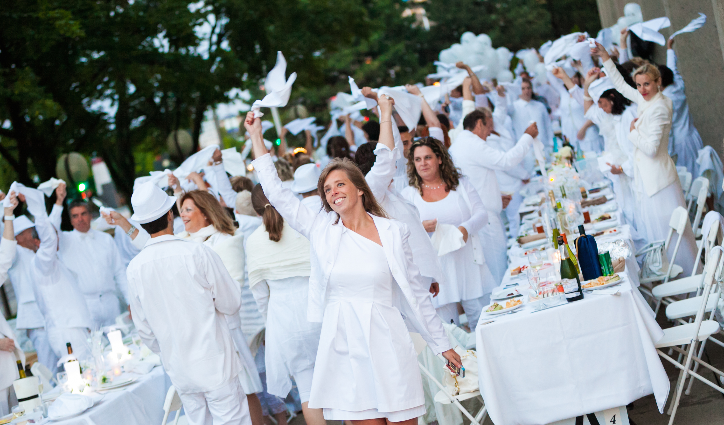Tickets to Dîner en Blanc on sale today
