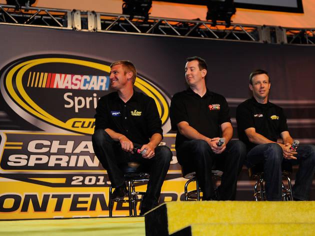 NASCAR Chase Grid Live