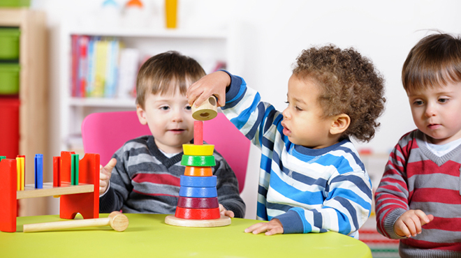 5 things to consider when choosing a preschool