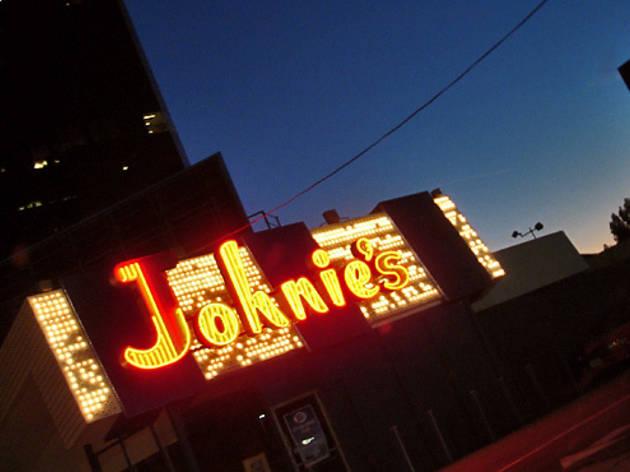 Johnie's Coffee Shop.