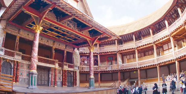 Hamlet - Shakespeare's Globe Theatre