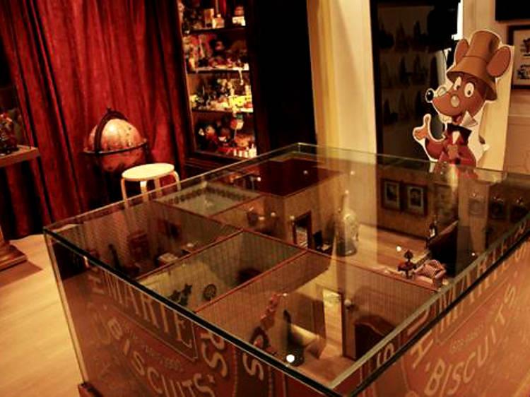Casita Museo de Ratón Pérez