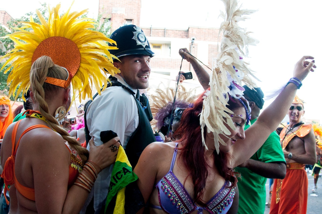 A spotter's guide to Notting Hill Carnival