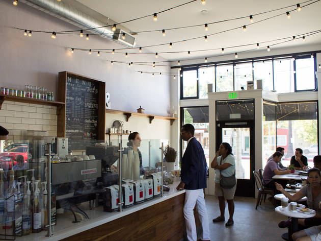 The best coffee shops in Pasadena