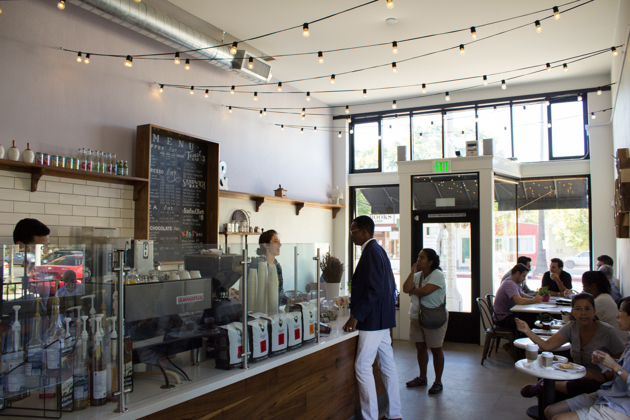 The best coffee shops in Pasadena