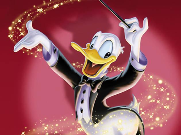 El mundo musical de Walt Disney