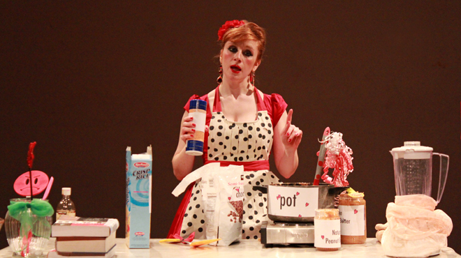 And She Bakes, LIVE (2014)