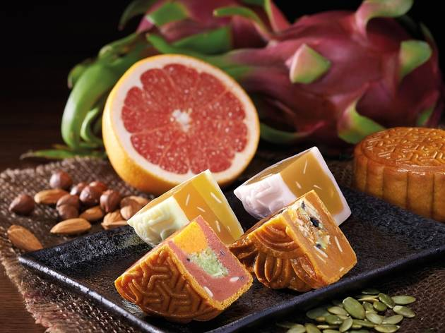 Tai Thong mooncakes