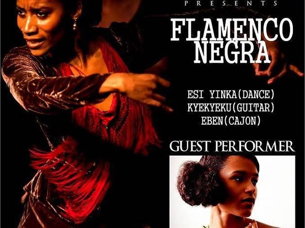Flamenco Negra at Republic Bar, Accra, Ghana