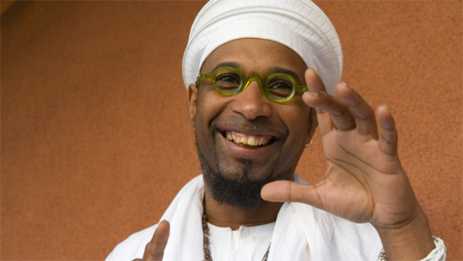 Omar Sosa + James Carter Organ Trio