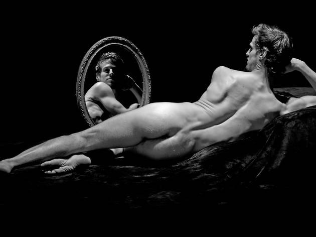 La venus del espejo, 2014 (Foto: Celadón. Cortesía Museo Universitario del Chopo)