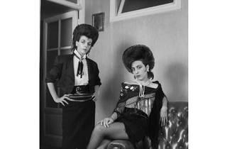 Dos ladies, 1988 (Foto: Alberto García-Alix. Cortesia Galería OMR)