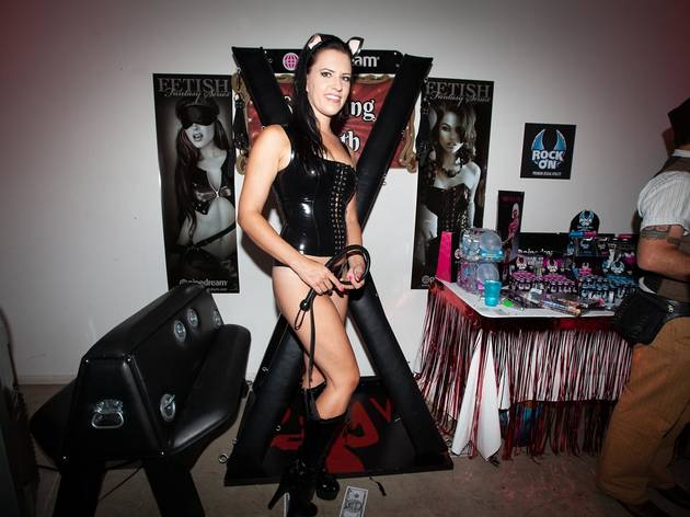 Dungeon West Open House and Domme Meet & Greet