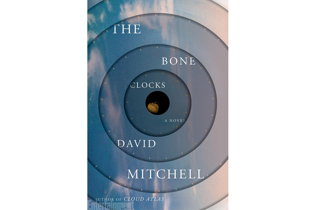 David Mitchell 'The Bone Clocks'