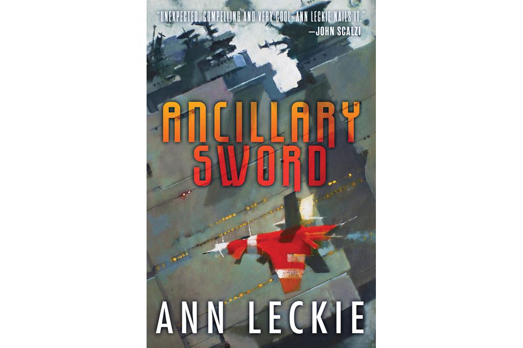 Ann Leckie 'Ancillary Sword'