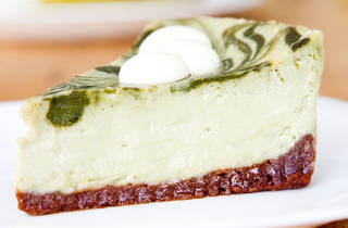 Cheesecake de Mari's Pastry (Foto: Alejandra Carbajal)