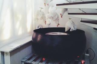 (Vue de l'exposition 'L'Art fait ventre' / © Lise Gibet)