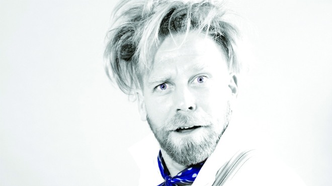 Tony Law – Frillemorphesis