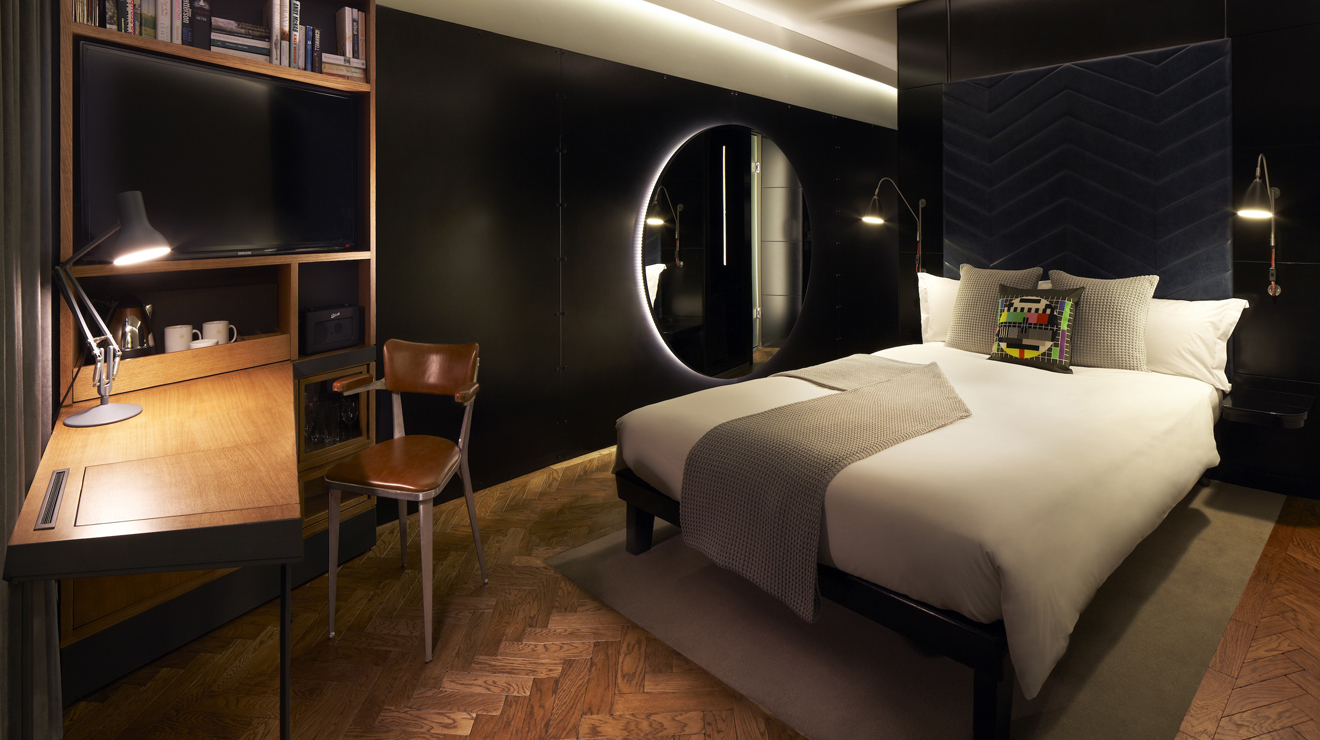 10 bijou spots for a stylish stay london 39 s best boutique for Small boutique hotels london