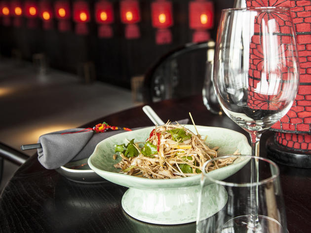 Best London restaurants: Hutong