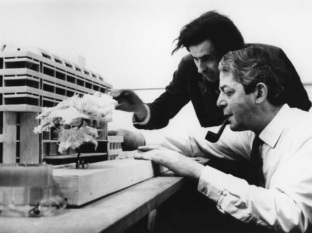 The Anatomy of a Building: Denys Lasdun and the Royal College of Physicians