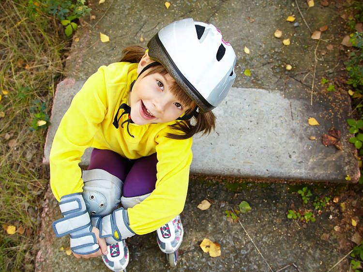 Tips para aprender a patinar