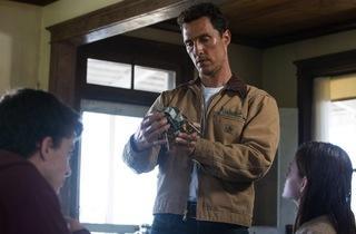 'Interstellar' (de Christopher Nolan, avec Matthew McConaughey et Anne Hathaway)