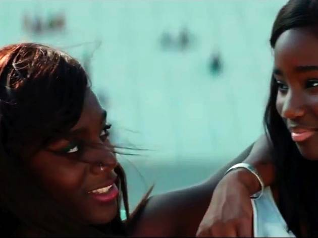 'Bande de filles' (de Céline Sciamma, avec Karidja Touré et Assa Sylla)