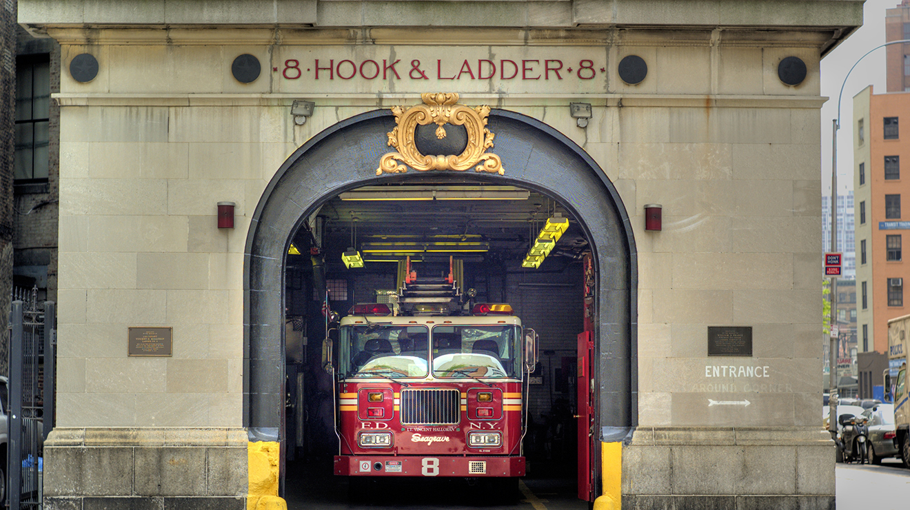 Hook & Ladder 8