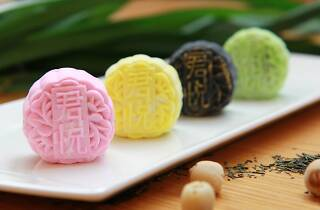 Mooncakes by JP teres