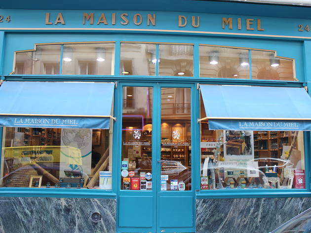 La maison du miel shopping in chauss e d 39 antin paris - La maison du canape paris ...