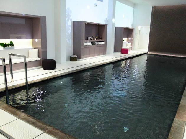 Spa Mandarin Oriental hôtel massage soins