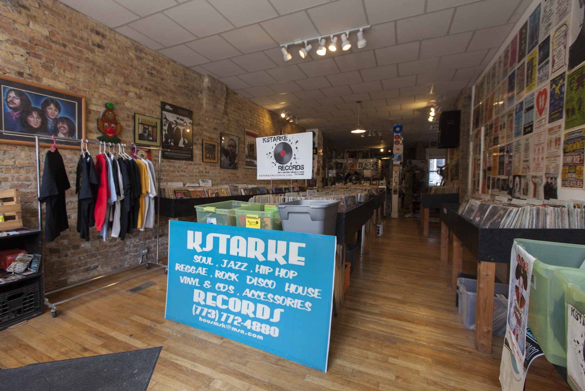 K Starke Records