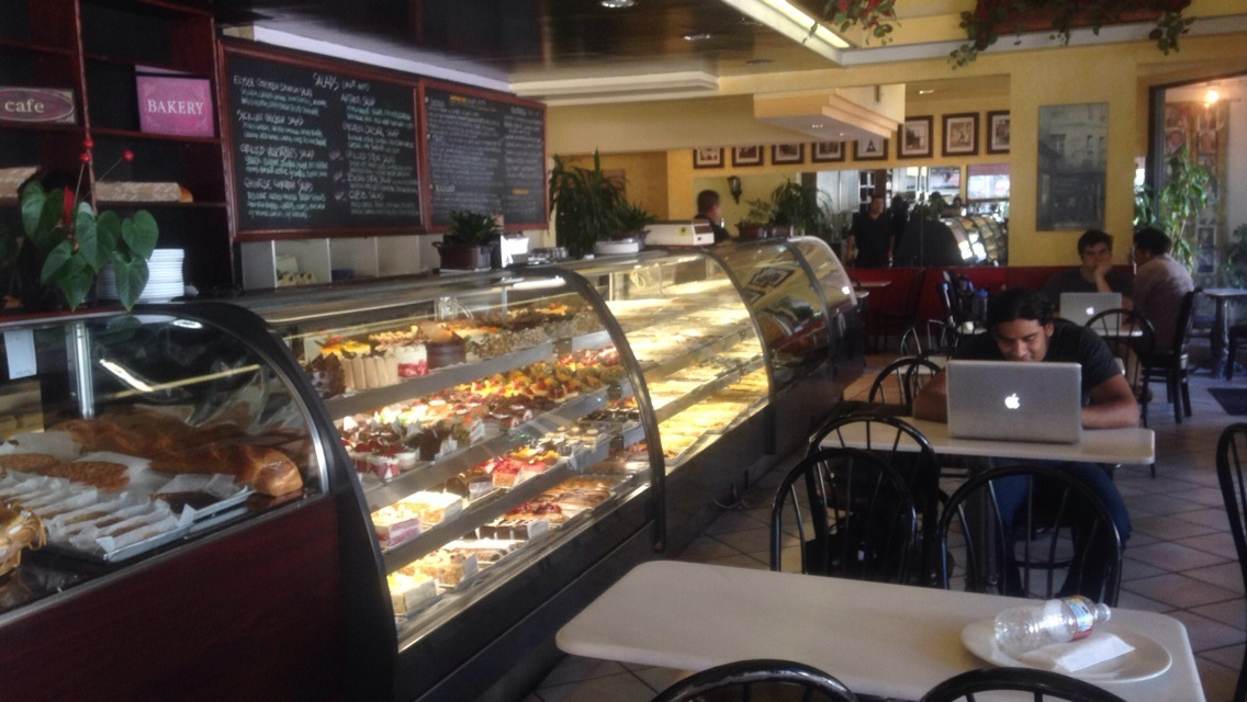 Elysee Bakery in Westwood Village