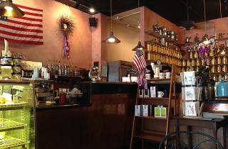 The Conservatory for Coffee, Tea and Cocoa is in downtown Culver City.