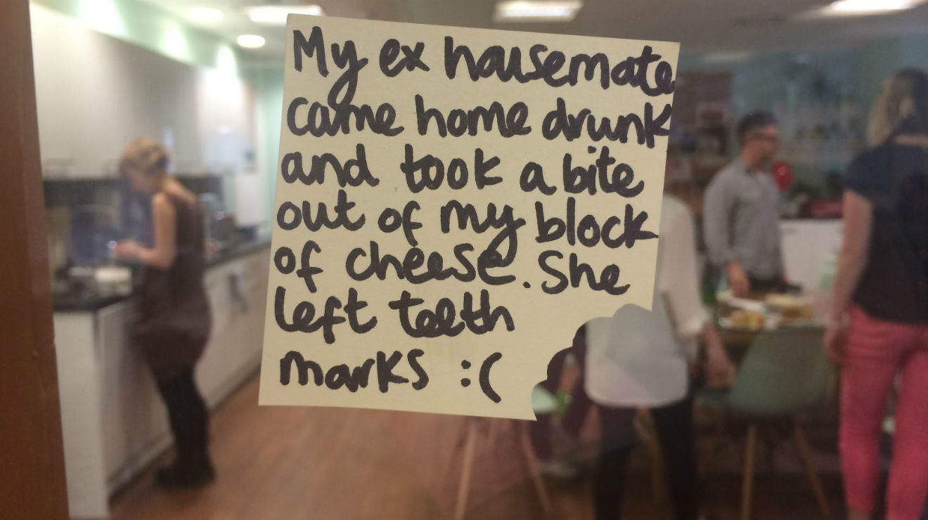 Your housemate horror stories