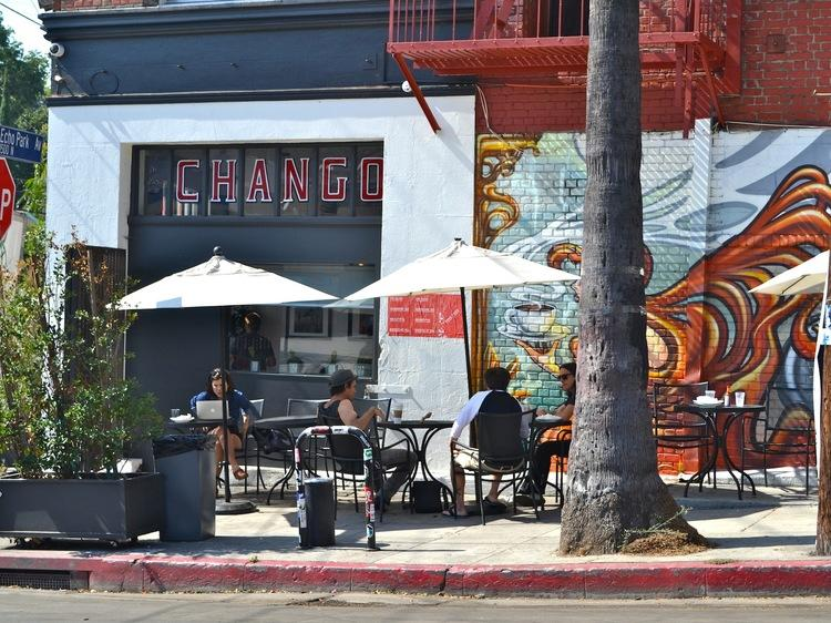 The best coffee shops in Echo Park