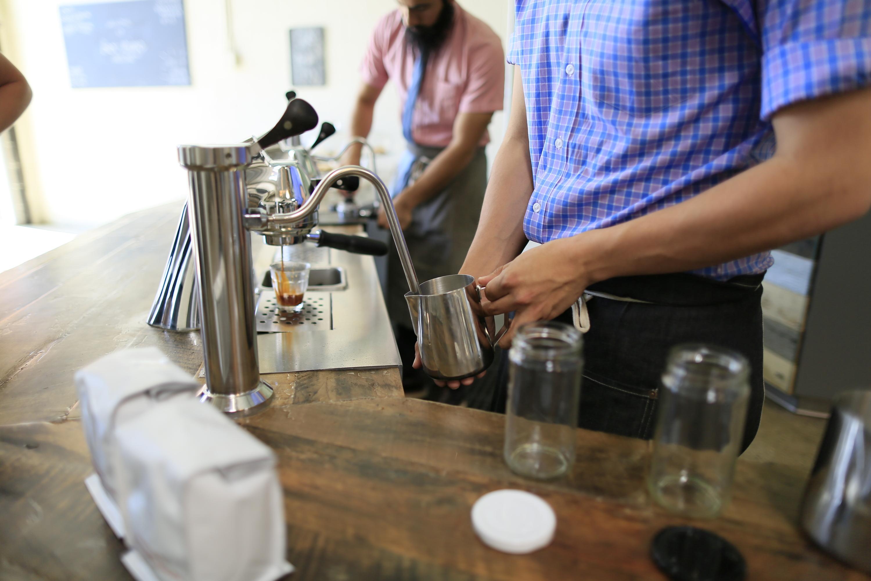 Coffee: Bar Nine