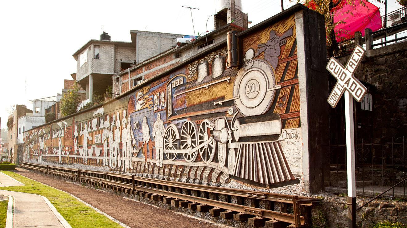 Mural de Ariosto Otero