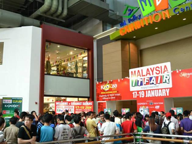 Malaysia IT Fair 2014