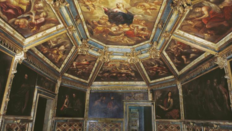Capella dels Dolors  (Antoni Viladomat (1722-1737))