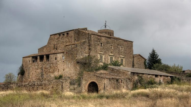 Castell de Vilarig (Reformat el segle XVII)