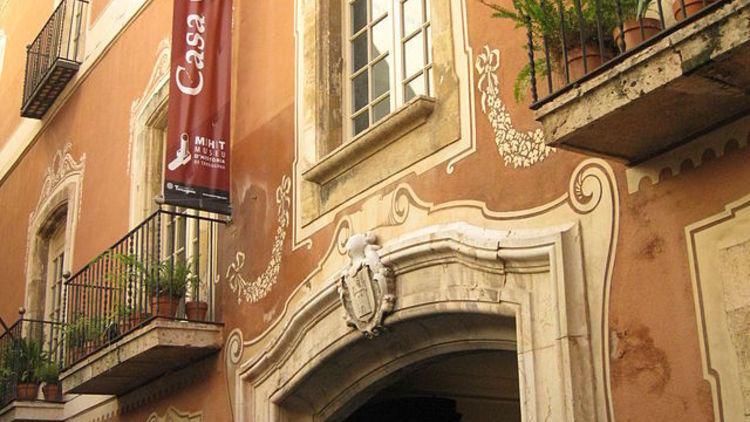 Casa Castellarnau  (Reformada el segle XVIII)