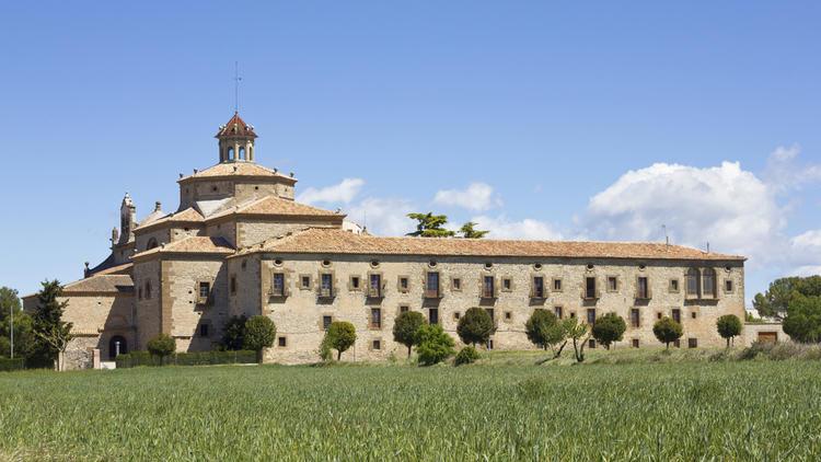 Sant Ramon de Portell (Diversos arquitectes (1651-1722))