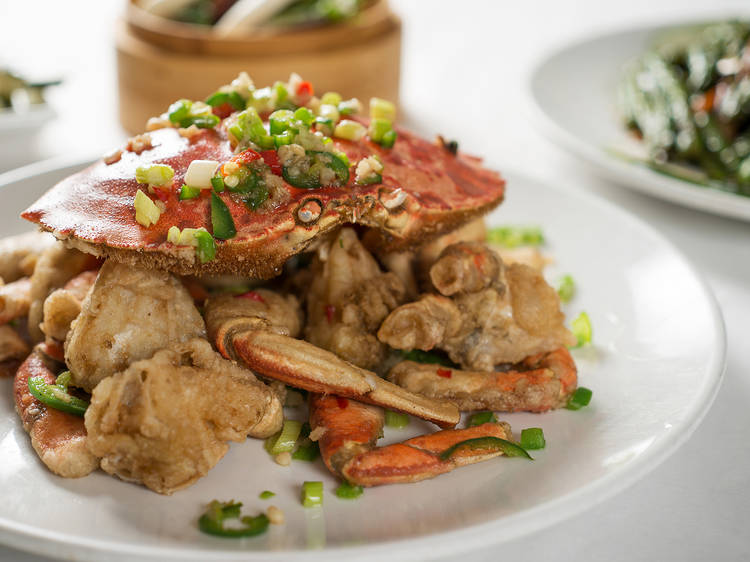 Silver Seafood