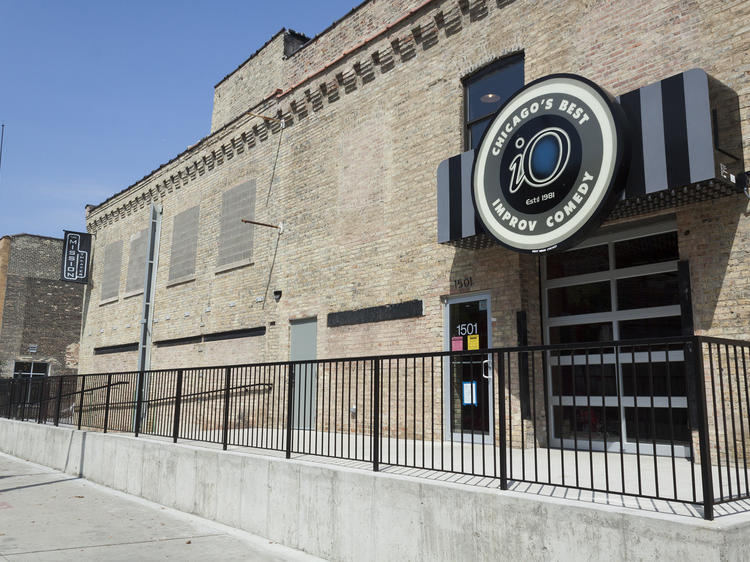 iO Theater is closing permanently, due to 'financial issues'