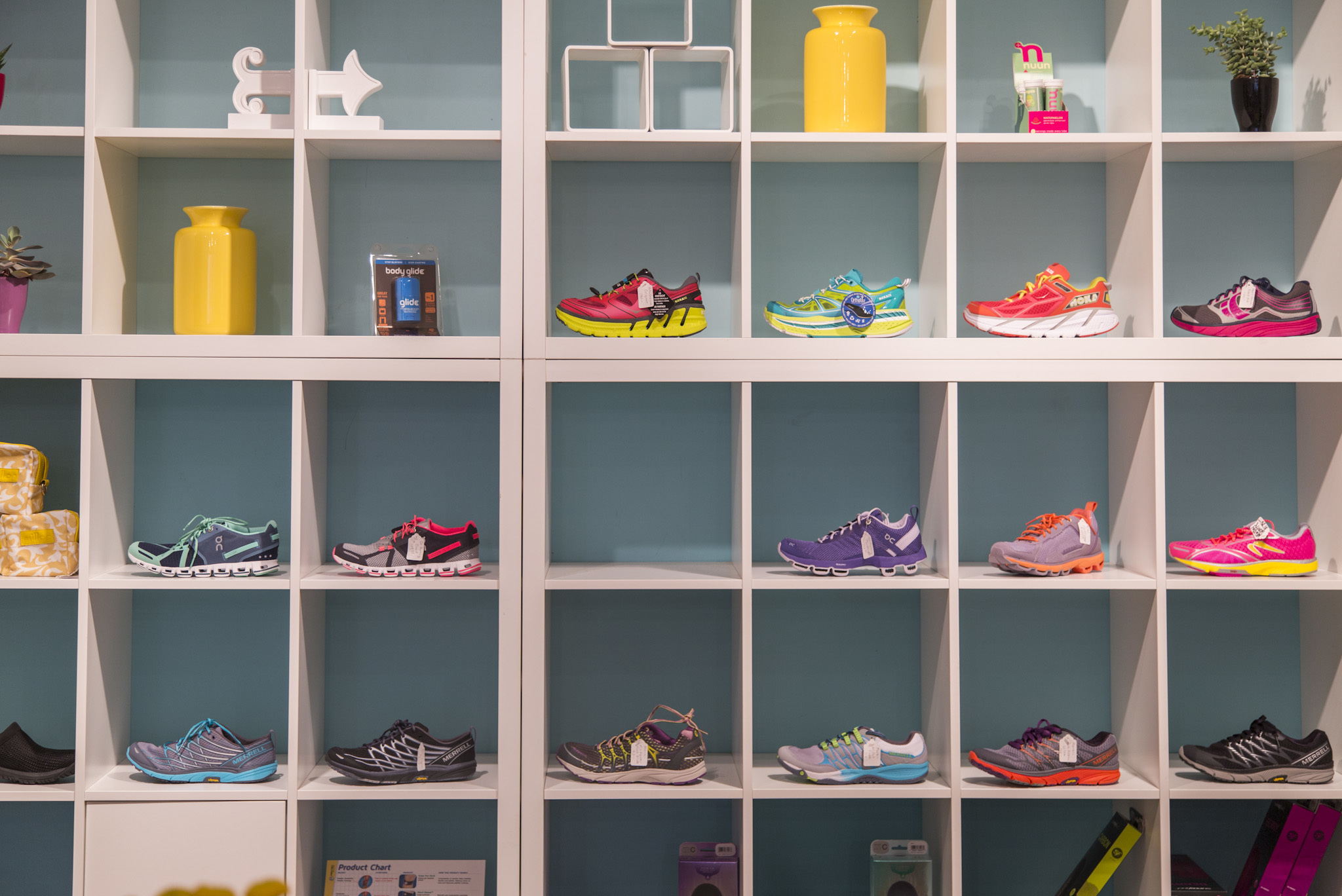 Chicago's best running shops