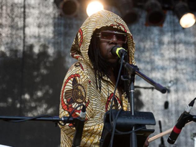 Shabazz Palaces - Afropunk Fest