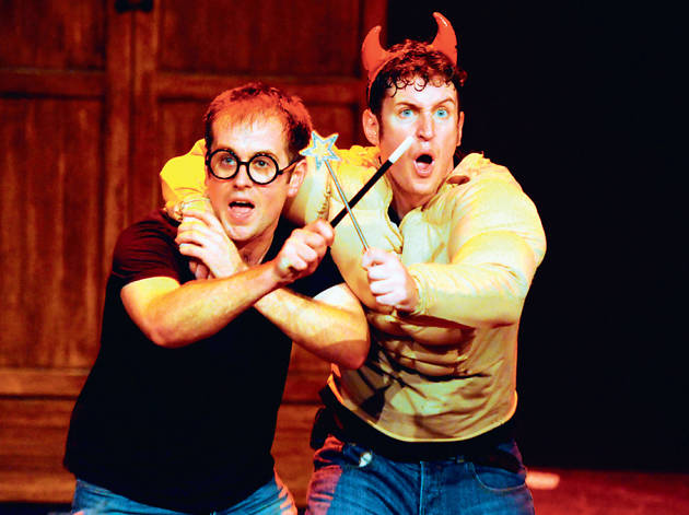 Potted Potter - The Unauthorized Harry Potter Experience